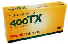 Tri-X 400 120 PACK of 5